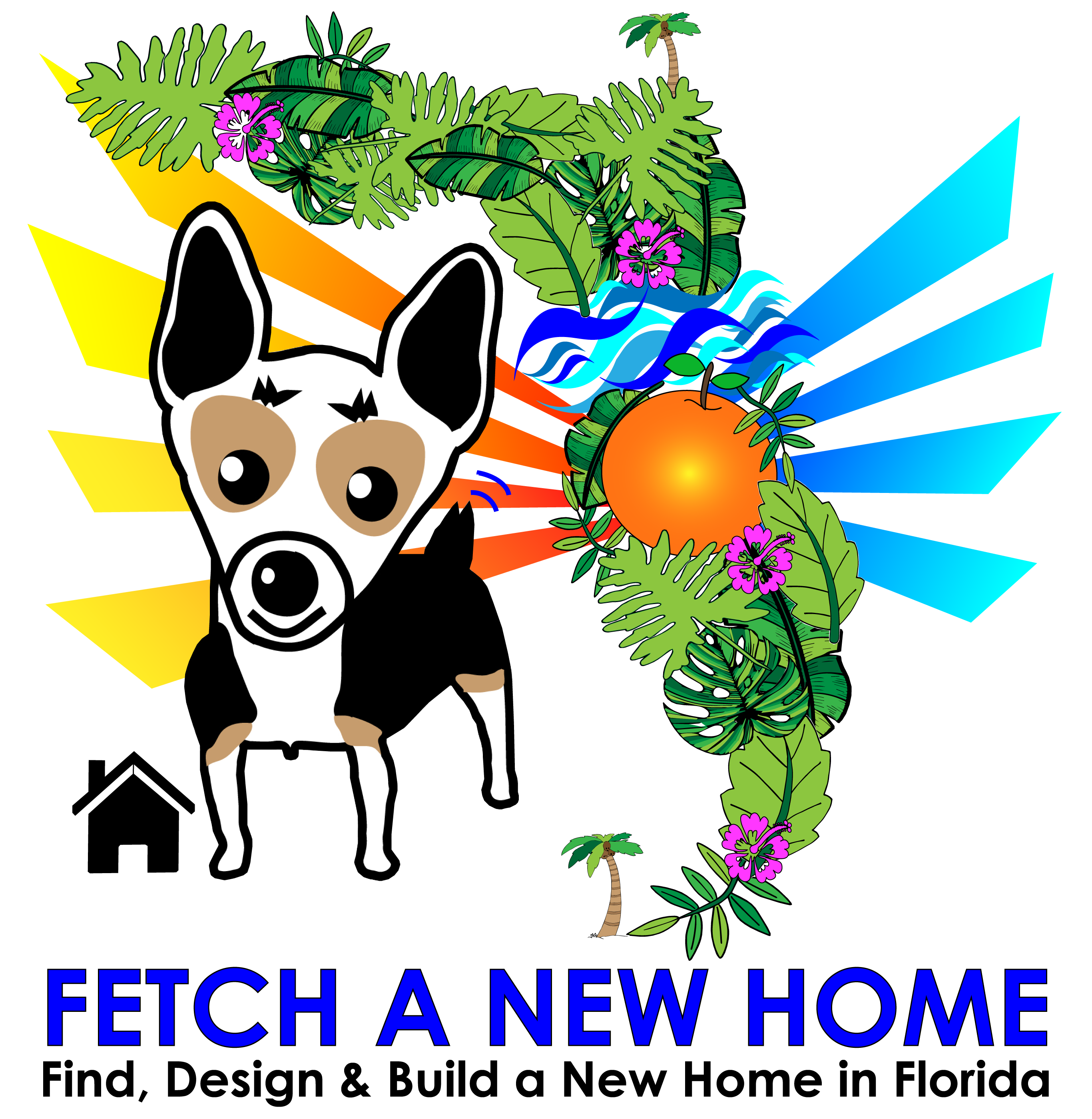 FETCH A NEW HOME | Find, Design & Build a New Home in Florida